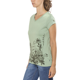 Fjällräven Meadow T-Shirt Women ocean mist